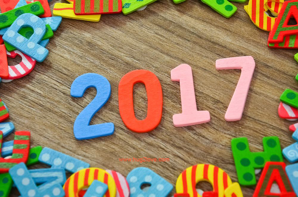 2017 Happy New Year Wallpaper colorful2017 Happy New Year Wallpaper colorful