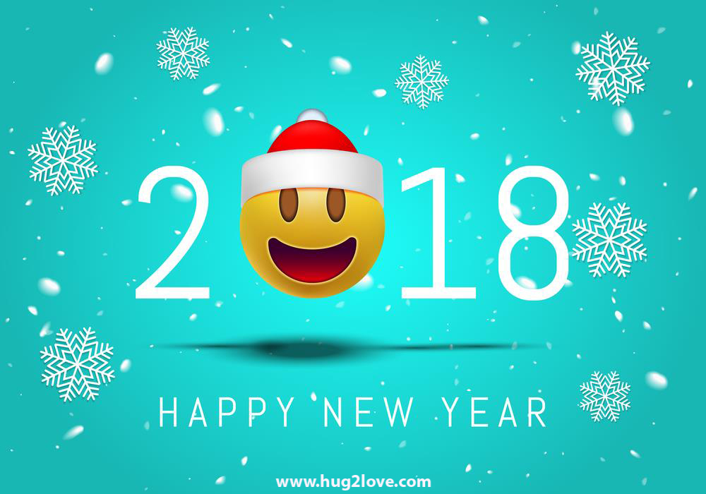 Cool Winter 2018 Xmas And New Year Wallpaper Image Hd