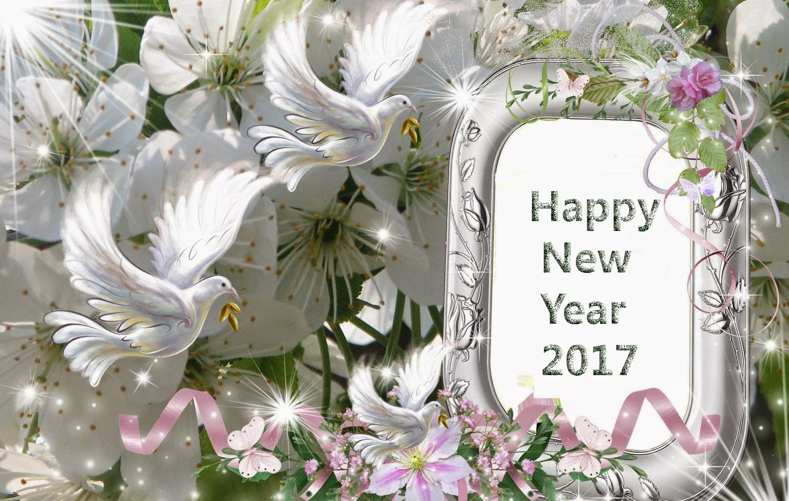 Cute Happy New Year 2017 Wallpapers Love