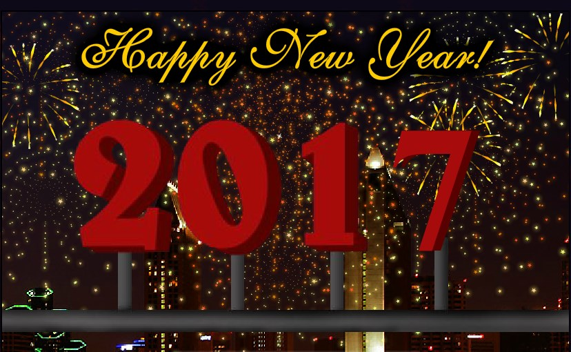 Unique happy new year greeting ecards 2018 to send online and share free new year 2017 greeting card image m4hsunfo