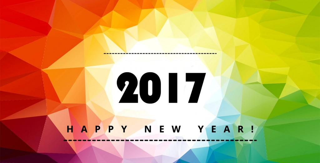 Happy New Year 2017 Banners images
