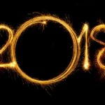 Happy New Year 2018 Wallpaper For PC