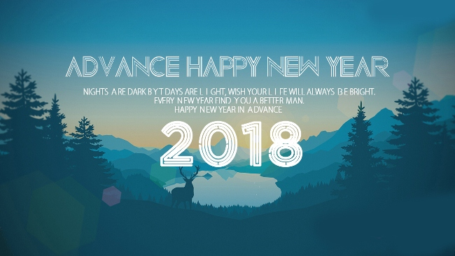 Happy New Year 2018 In Advance 1
