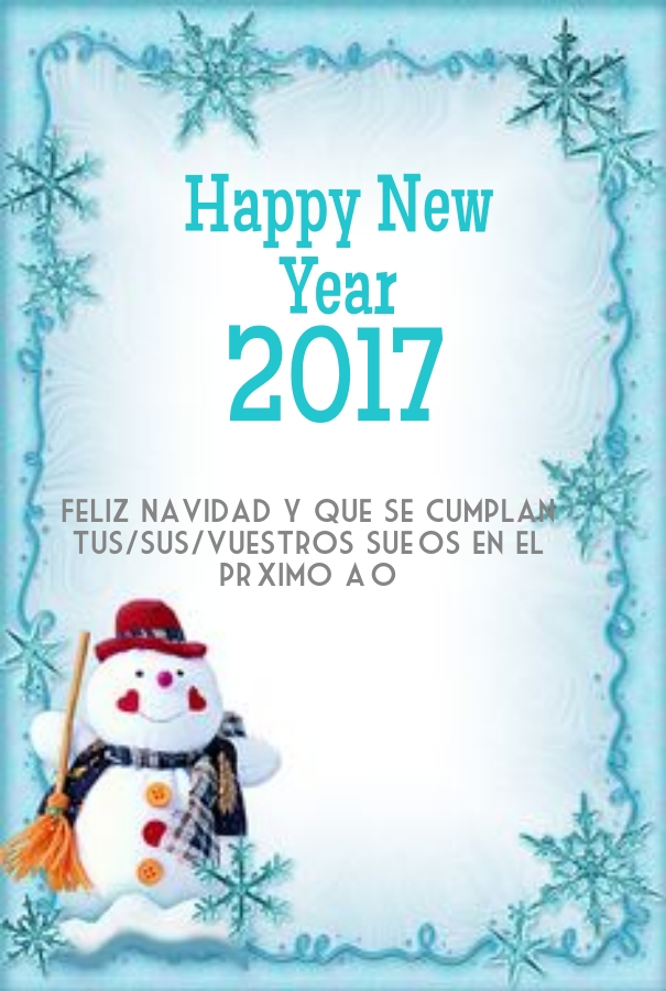 Merry Christmas and Happy New Year in Spanish 2018 Quotes - Happy ...