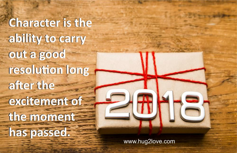 50 Best New Year Resolution Quotes 2018 with Images   Happy New