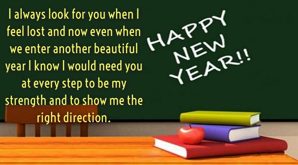 30 new year 2019 wishes for teachers mentors with respect