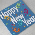 Happy New Year 2018 Handmade Card Designs, Crafts to get Ideas