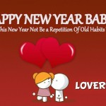 25 Lovely Happy New Year 2018 Wishes for Girlfriend