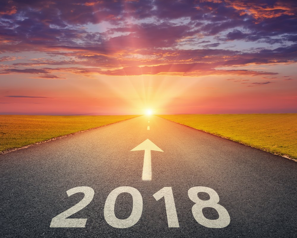 Hd 2018 Happy New Year Wallpaper Desktop PC