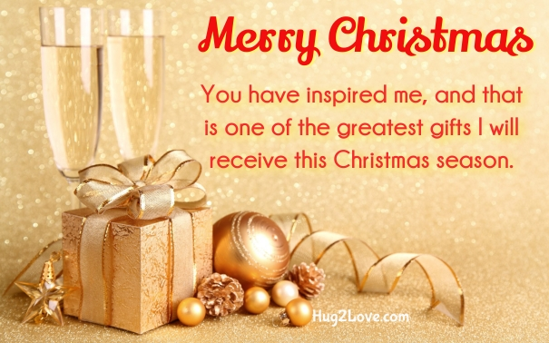 Good Merry Christmas Wishes To Boss