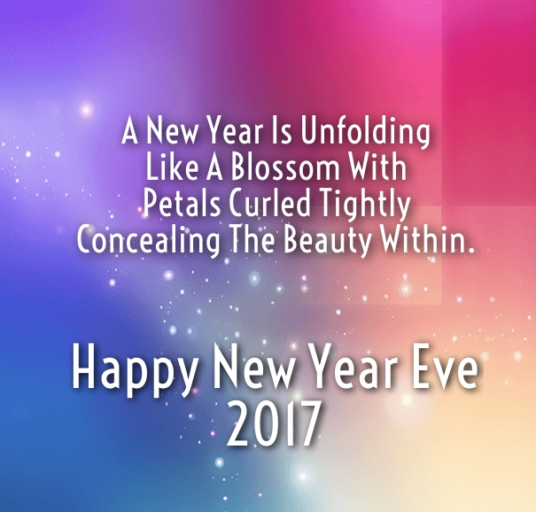 Happy new years eve quotes 2017 with images for New year eve messages friends