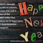 25 Happy New Year 2018 Wishes for Parents (Mother & Father)