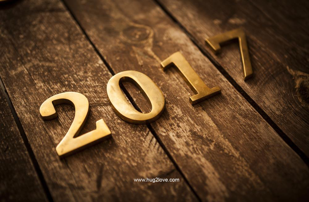 New Year Background Images 2017