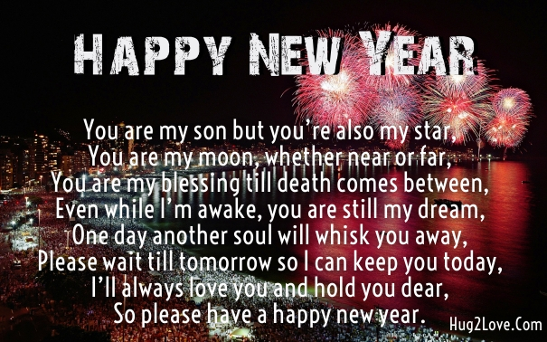 New Year Son