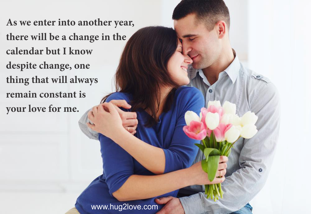 Romantic New Year Messages Wishes For Lover Wife GF 2018