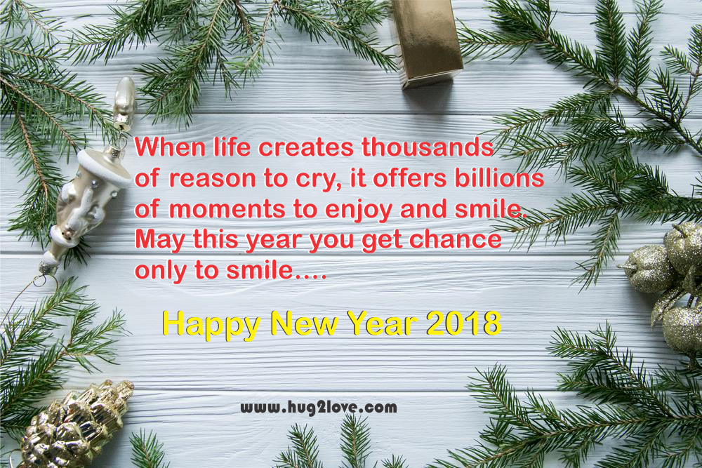 Short 140 Characters Happy New Year 2018 Messages