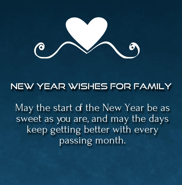 25 heartly new year 2019 wishes greetings for family and relatives