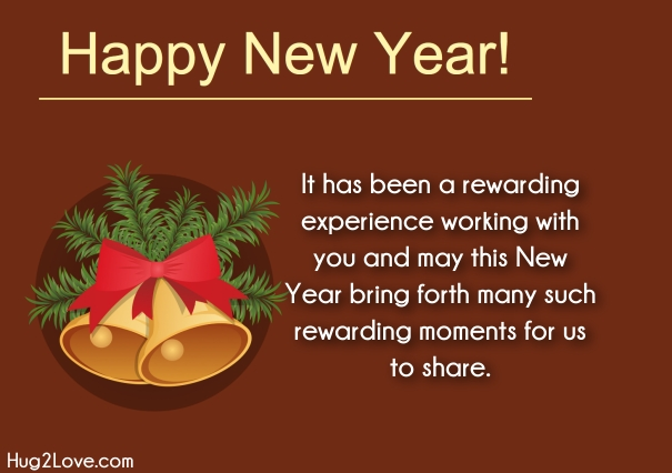 Happy new year 2018 wishes for clients and customers happy new business new year messages and corporate new year greetings m4hsunfo