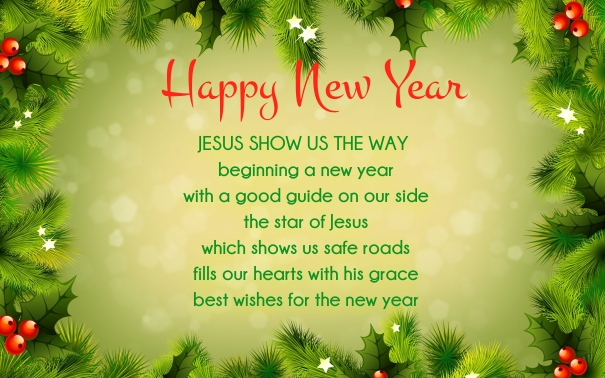 Happy New Year Religious Quotes: St. John The Evangelist Church