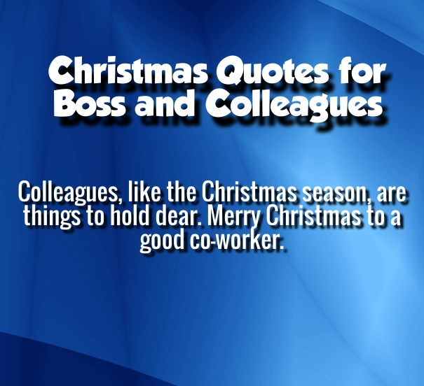 50 christmas wishes for boss 2017