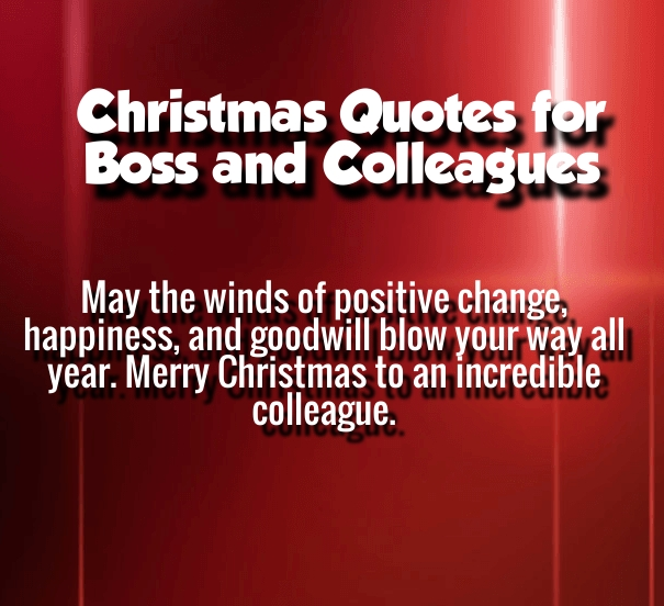 50 christmas wishes for boss 2017 respectful boss quotes xmas christmas messages for colleagues m4hsunfo