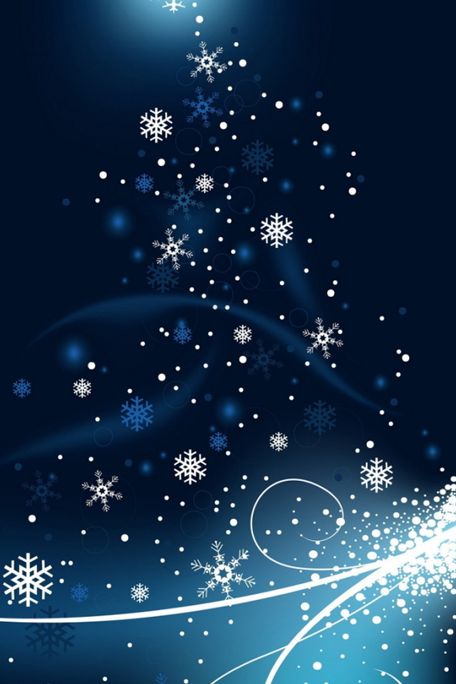 christmas wallpapers for iphone 4