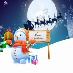 Merry Christmas Facebook Profile Pictures 2016