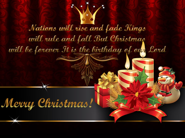 happy christmas images with quotes