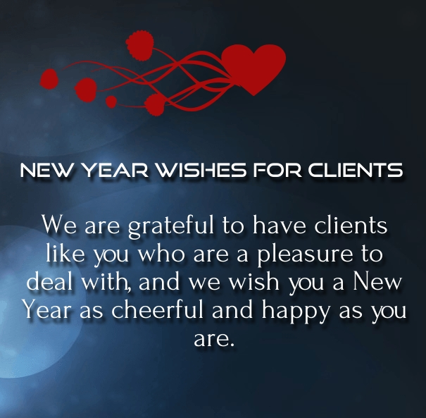 Happy new year 2019 wishes for clients and customers happy new happy new year christian 2016 m4hsunfo