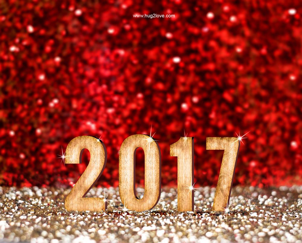 New Year 2018 Google Plus Cover Photos