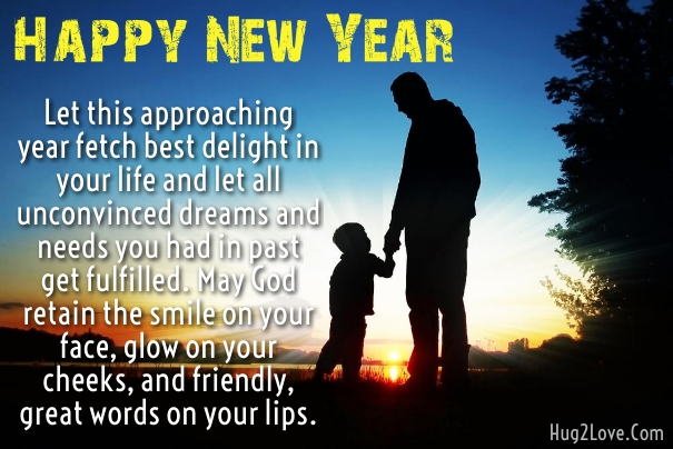 30 Happy New Year 2019 Wishes Quotes for Son - Happy New Year 2019 ...