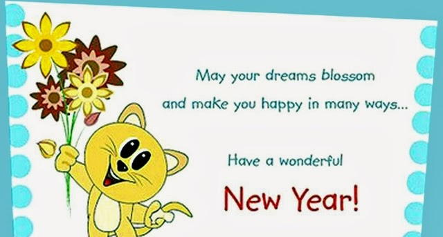 Inspirational New Year 2019 Greeting and Wishes - Happy New Year ...