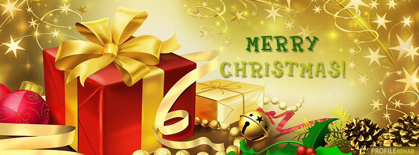 Merry christmas facebook timeline covers 2017 2018 for Holiday themed facebook cover photos