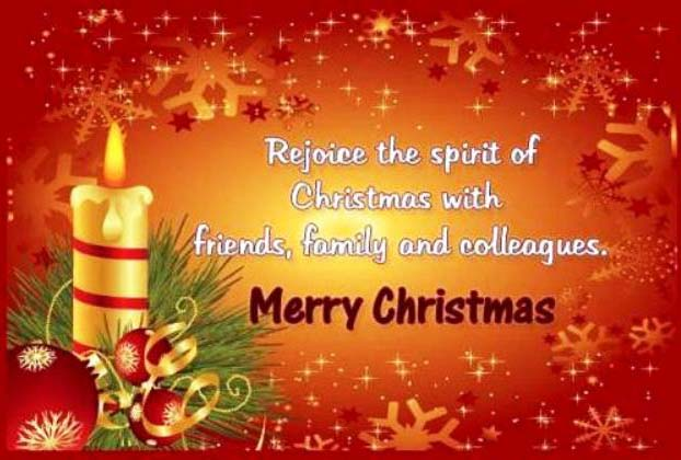 Charming Merry Christmas Wishes Quotes Images