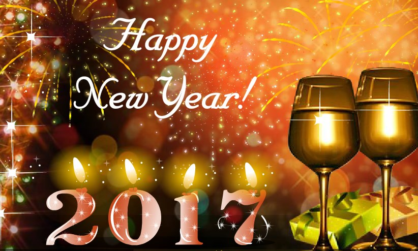 Unique happy new year greeting ecards 2018 to send online and share new year greeting cards designs 2017 photos m4hsunfo Gallery