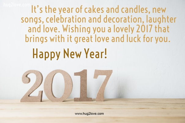 Happy New Year 2018 Wishes for Best Friends - Happy New Year 2018 Quotes Wish...