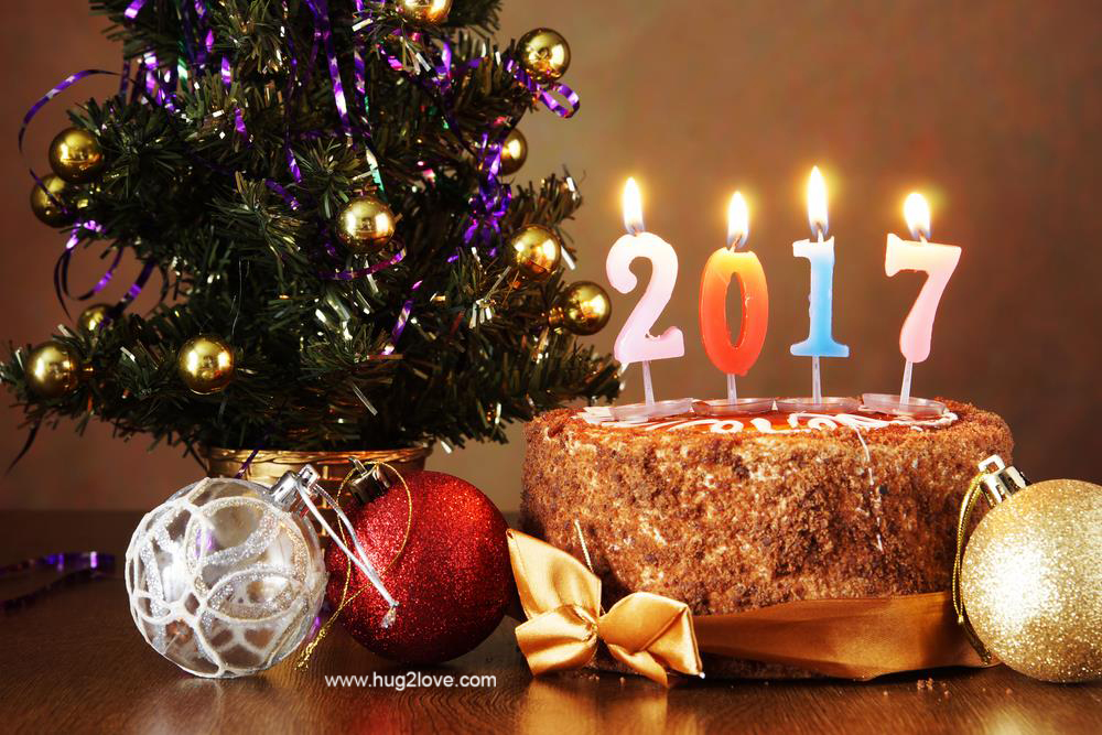 Happy New Year 2018 HD Wallpapers for PC Desktops - Happy New Year 2018 Quote...
