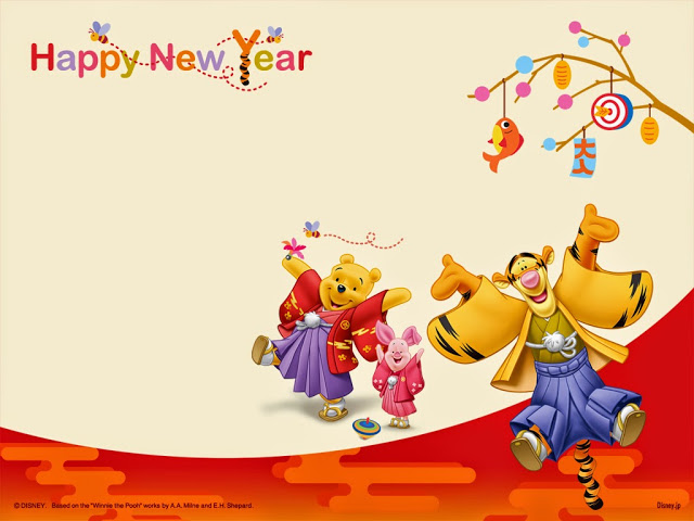 30 Happy New Year 2019 Cute Cartoon Pictures for Kids - Happy New ...