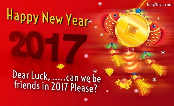Funny New Year 2017 Quotes