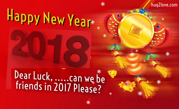 Funny New Year 2018 Quotes