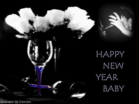 Happy New Year Baby 2017