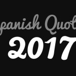 Happy New Year in Spanish 2017