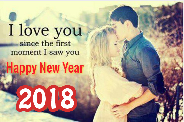 New Year 2018 I Love You Quotes