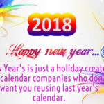 New Year Funny Jokes Wishes 2018