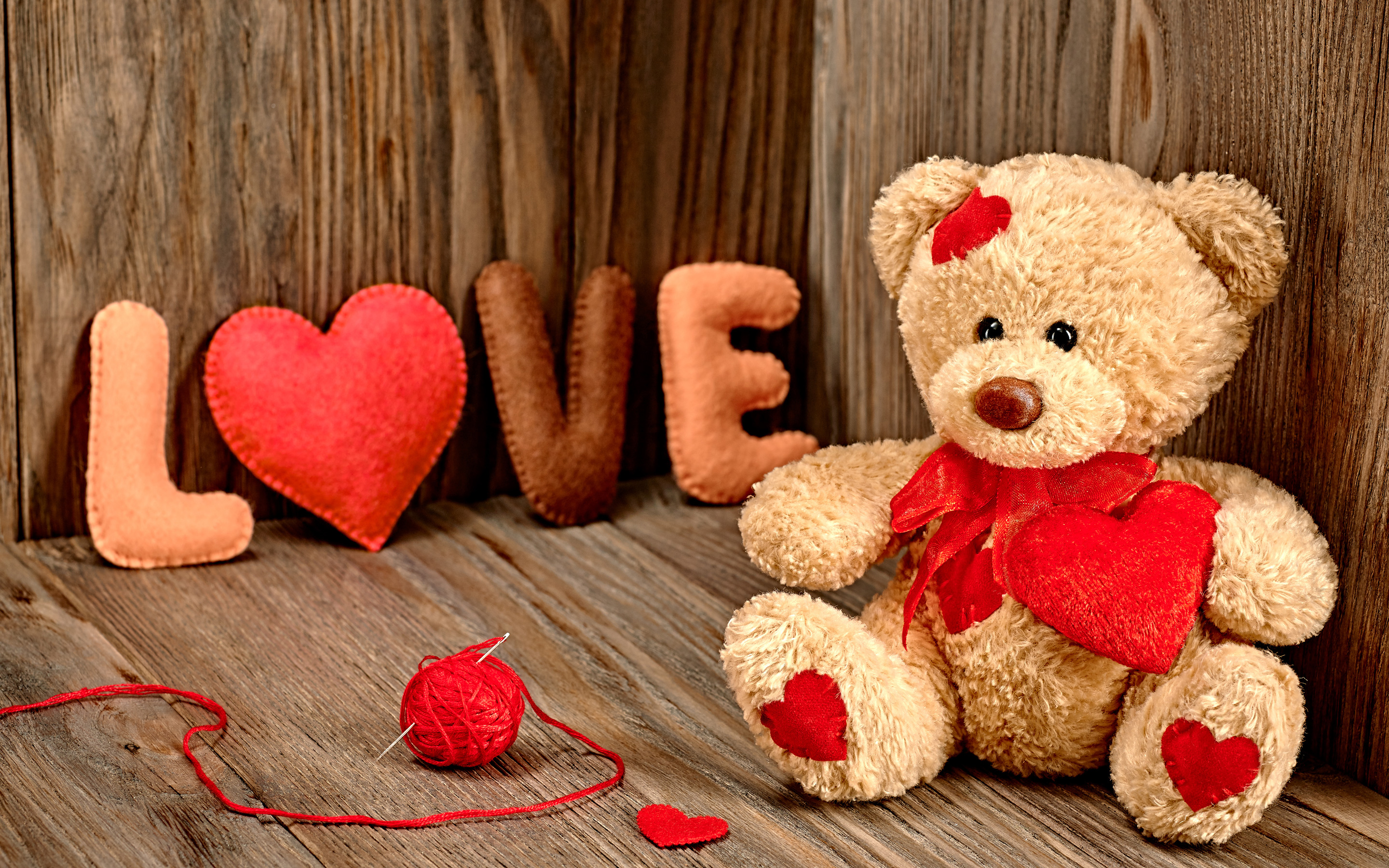 Teddy Day dh wallpaper