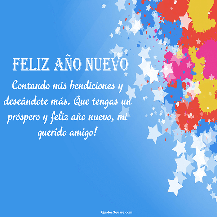 Happy New Year Quotes in Spanish 2019 with English ...