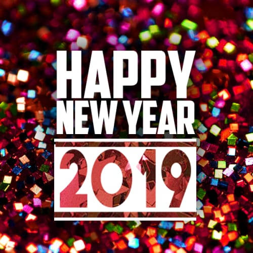 Best Happy New Year Pics 2019 to Wish in Unique Style (For ...