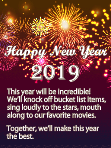 50 Best New Year Resolution Quotes 2019 With Images