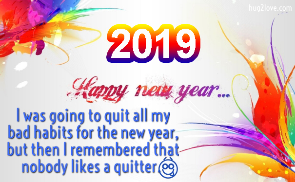 25 Funny New Year 2019 Status, Jokes and Captions to Wish with Pics ...