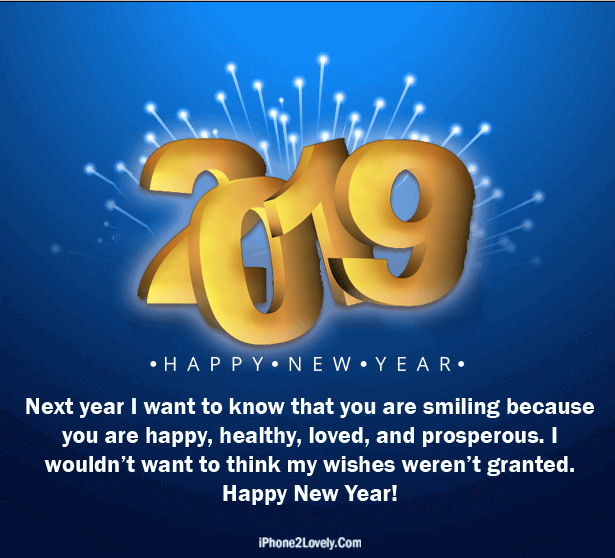 Crazy Happy New Year Quotes: 50 Best New Year Resolution Quotes 2019 With Images